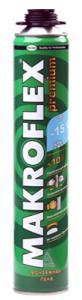 Makroflex Winter Premium Зимняя профессиональная полиуретановая пена класса «Премиум» с увеличенным выходом